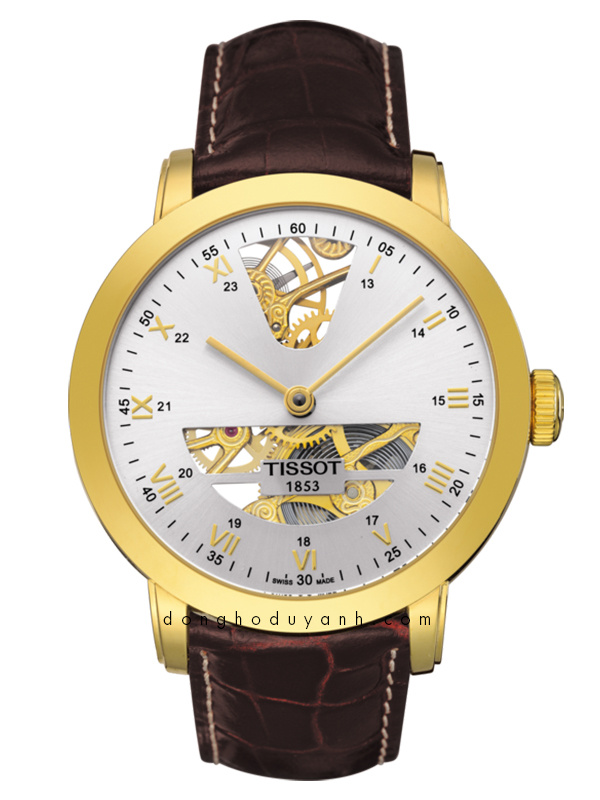 TISSOT SCULPTURE LINE MECHANICAL T71.3.471.33