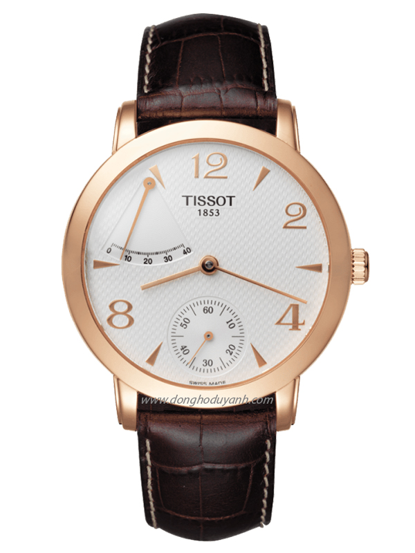 TISSOT SCULPTURE LINE POWER RESERVE T71.8.461.34
