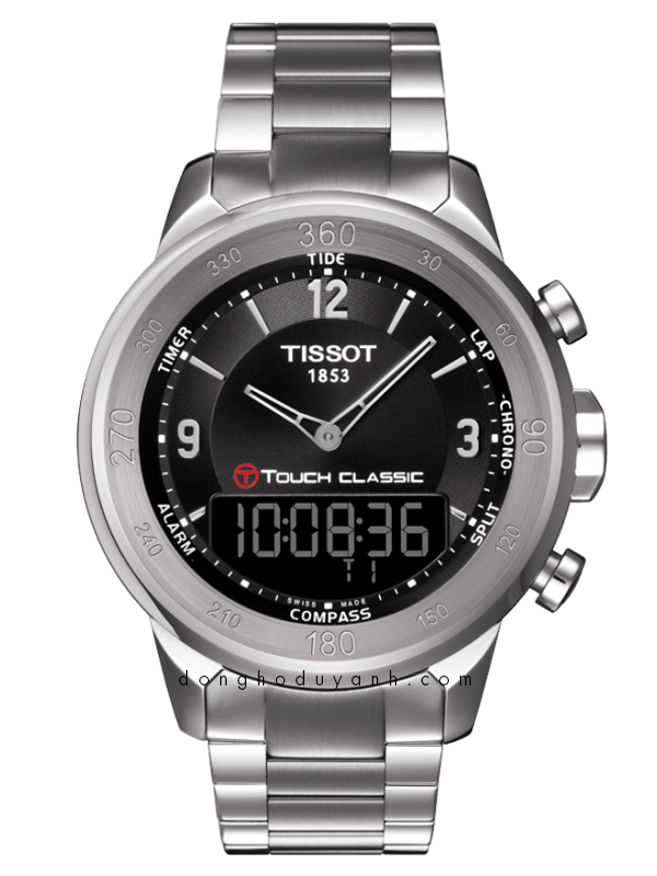 TISSOT T-TOUCH CLASSIC T083.420.11.057.00