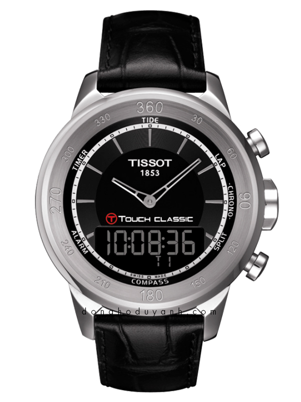 TISSOT T-TOUCH CLASSIC T083.420.16.051.00