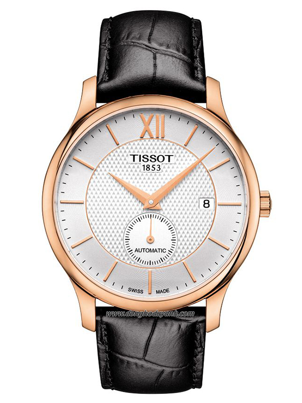 TISSOT TRADITION AUTOMATIC SMALL SECOND T063.428.36.038.00