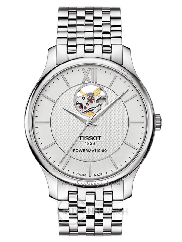 TISSOT TRADITION OPEN HEART T063.907.11.038.00