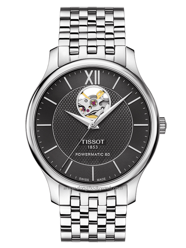 TISSOT TRADITION OPEN HEART T063.907.11.058.00