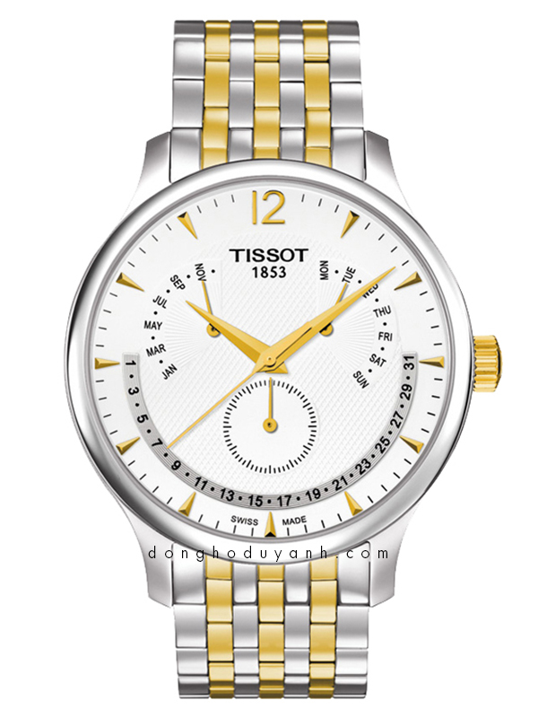 TISSOT TRADITION T063.637.22.037.00