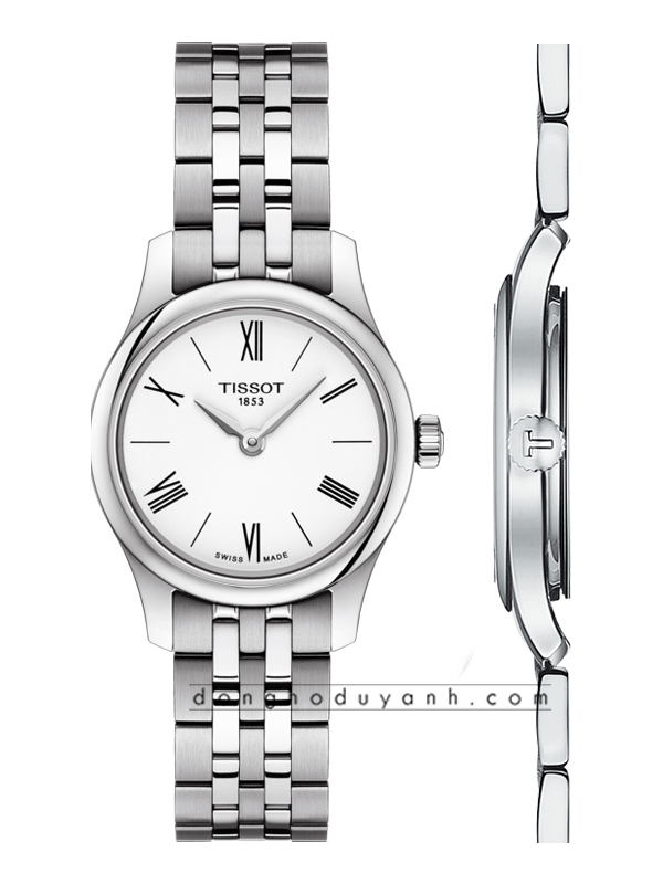 TISSOT TRADITION T063.009.11.018.00