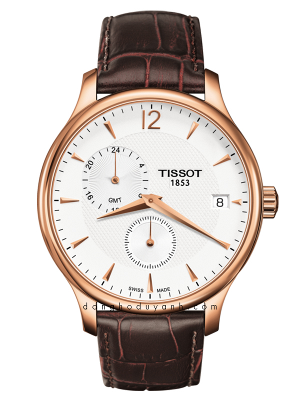 TISSOT TRADITION GMT T063.639.36.037.00