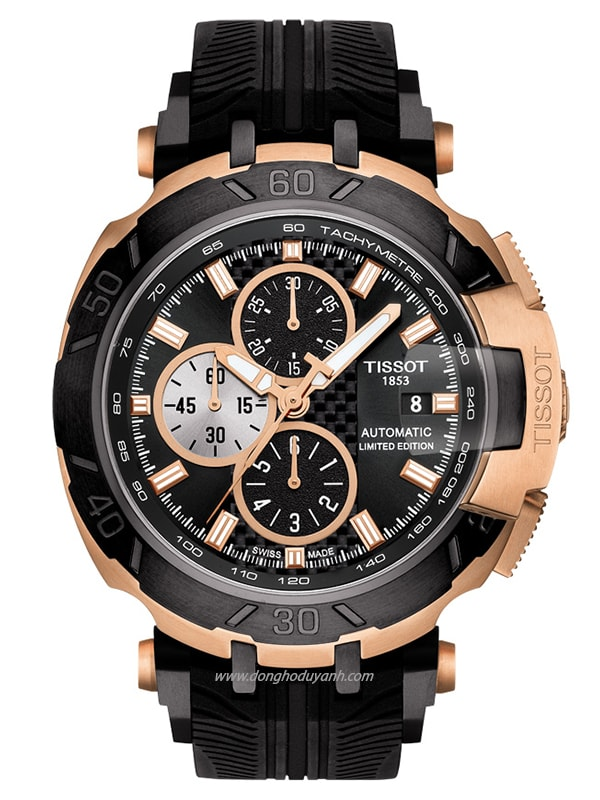 Tissot T-Race MotoGP 2017 Chronograph Limited Edition T092.427.27.051.00