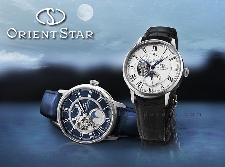 BỘ SƯU TẬP CAO CẤP ORIENT STAR CỦA THƯƠNG HIỆU ĐỒNG HỒ ORIENT