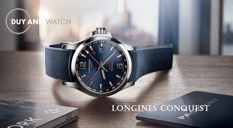 Đồng hồ Conquest