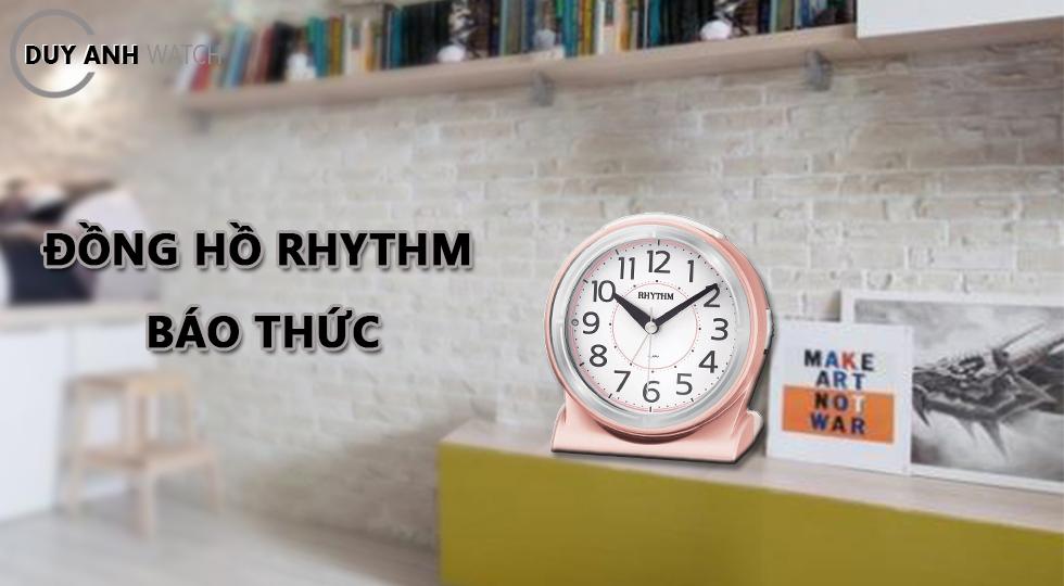 Đồng hồ Đồng hồ báo thức RHYTHM