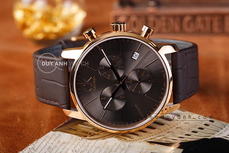 Đồng hồ Calvin Klein City K2G276G3