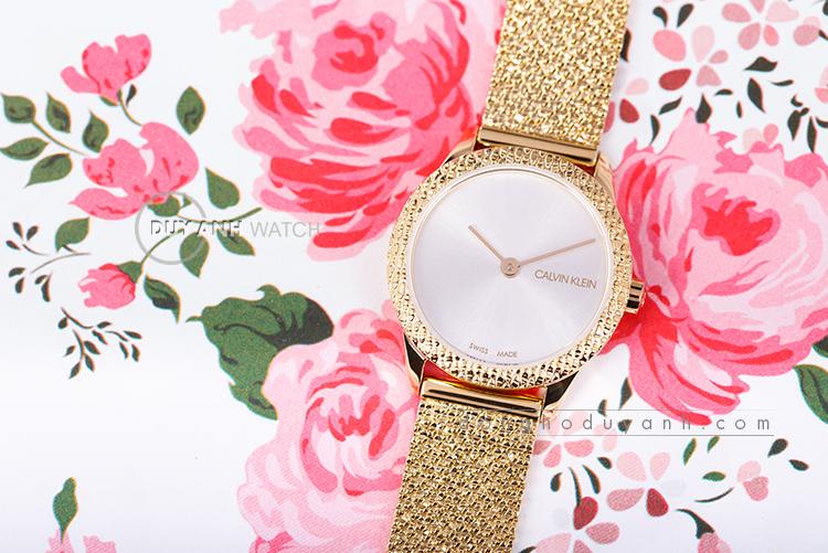 Đồng hồ Calvin Klein Minimal K3M23V26