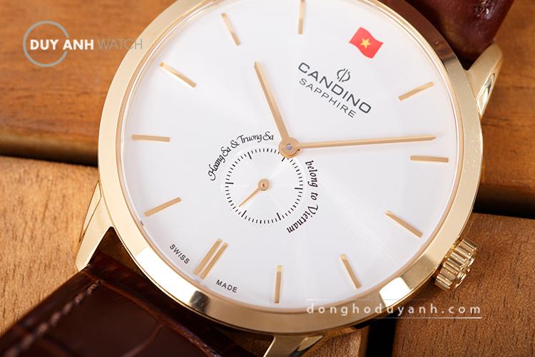 Đồng hồ CANDINO phiên bản Hoàng Sa, Trường Sa C4471/P