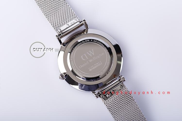 Đồng hồ Daniel Wellington Classic Petite Sterling Black DW00100162