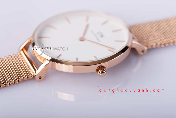 Đồng hồ Daniel Wellington Classic Petite Melrose White DW00100163