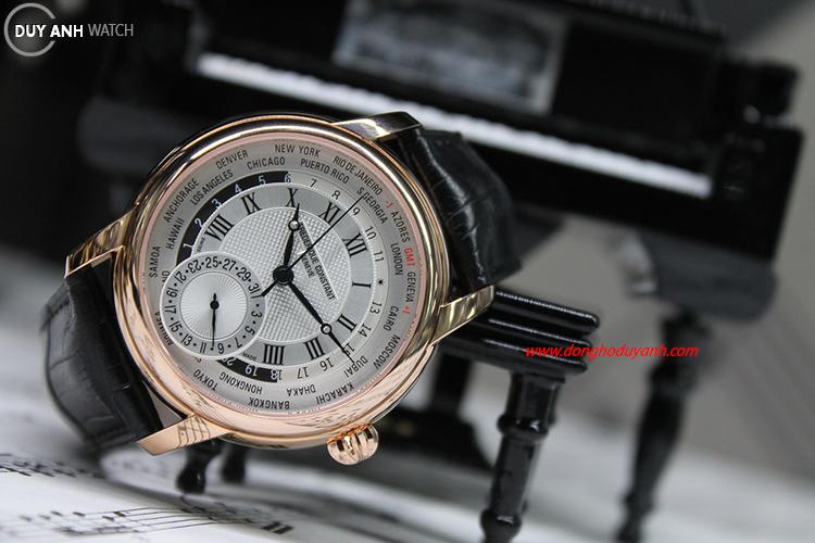 Đồng hồ Frederique Constant Manufacture Worldtimer FC-718MC4H4
