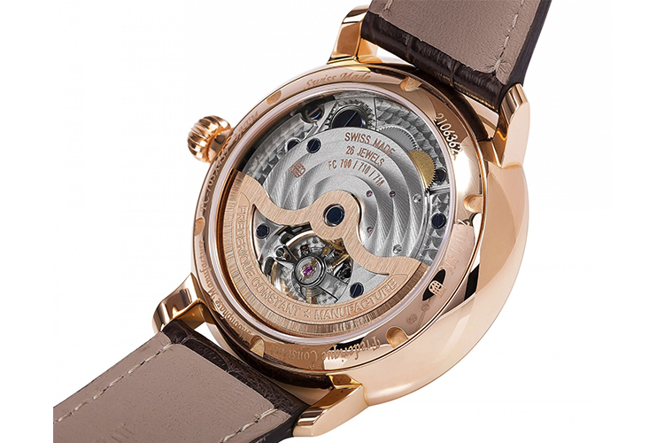 Đồng hồ Frederique Constant Slimline Moonphase FC-705C4S9