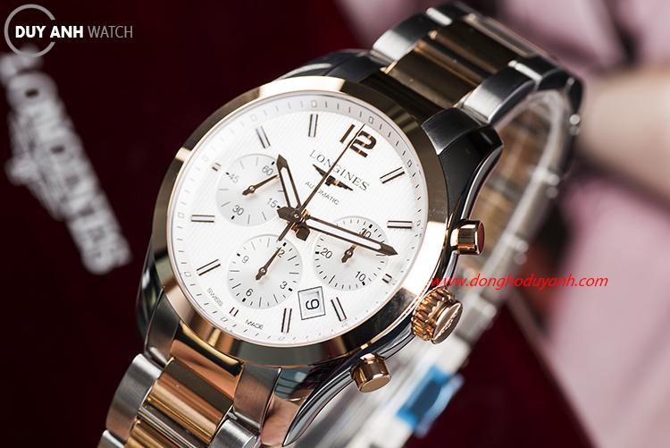 Đồng hồ Longines Conquest  Classic L2.786.5.76.7