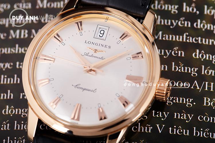 Đồng hồ Longines Conquest L1.611.8.78.4