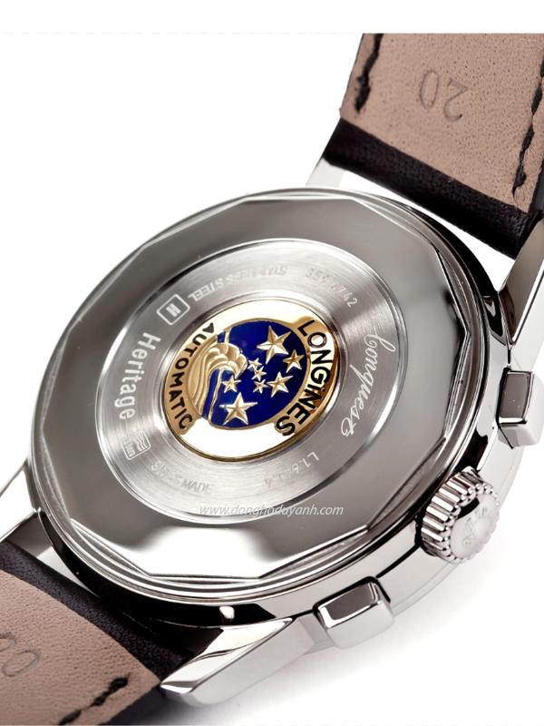Đồng hồ Longines Conquest L1.645.4.52.4