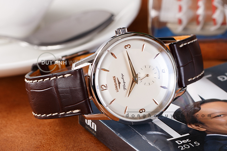 Đồng hồ Longines Flagship Heritage 60th Anniversary Limited Edition L4.817.4.76.2