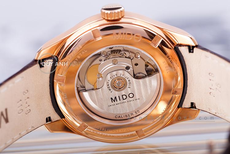 Đồng hồ Mido Belluna II M024.630.36.291.00
