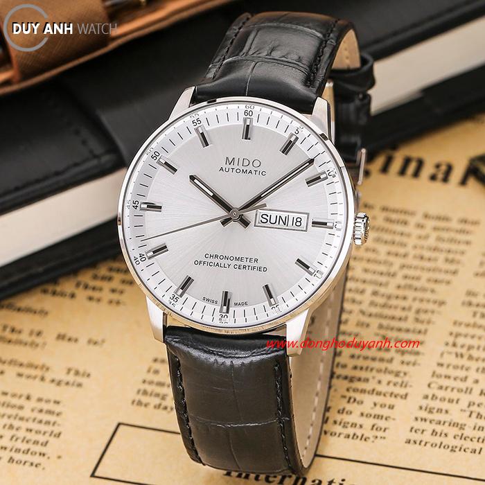 Đồng hồ MIDO COMMANDER CALIBER 80 CHRONOMETER M021.431.16.071.00