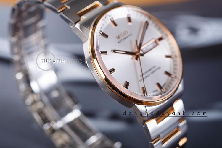 Đồng hồ MIDO COMMANDER CALIBER 80 CHRONOMETER M021.431.22.031.00
