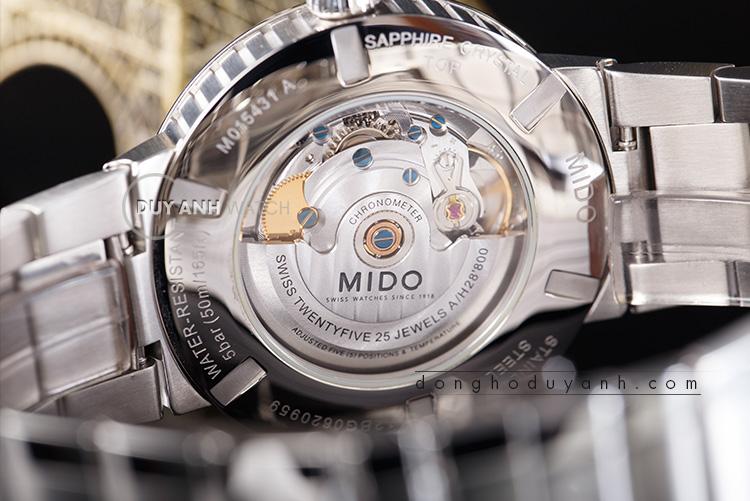 Đồng hồ MIDO M015.431.11.037.09