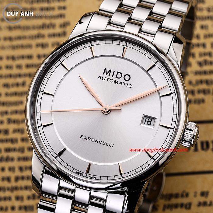 Đồng hồ MIDO M8600.4.10.1