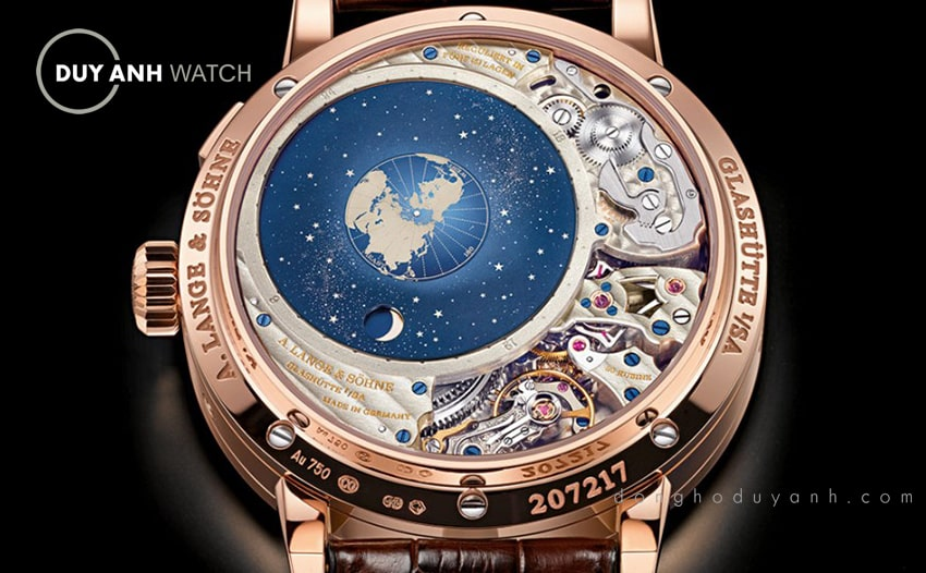 đồng hồ moonphase