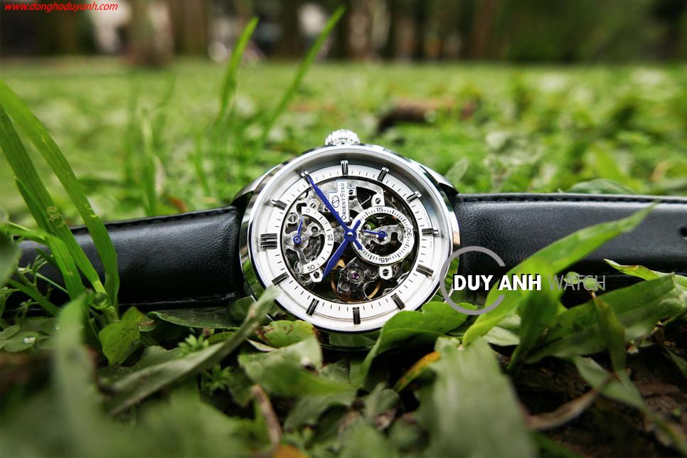 Đồng hồ Orient Star Skeleton SDX00002W0