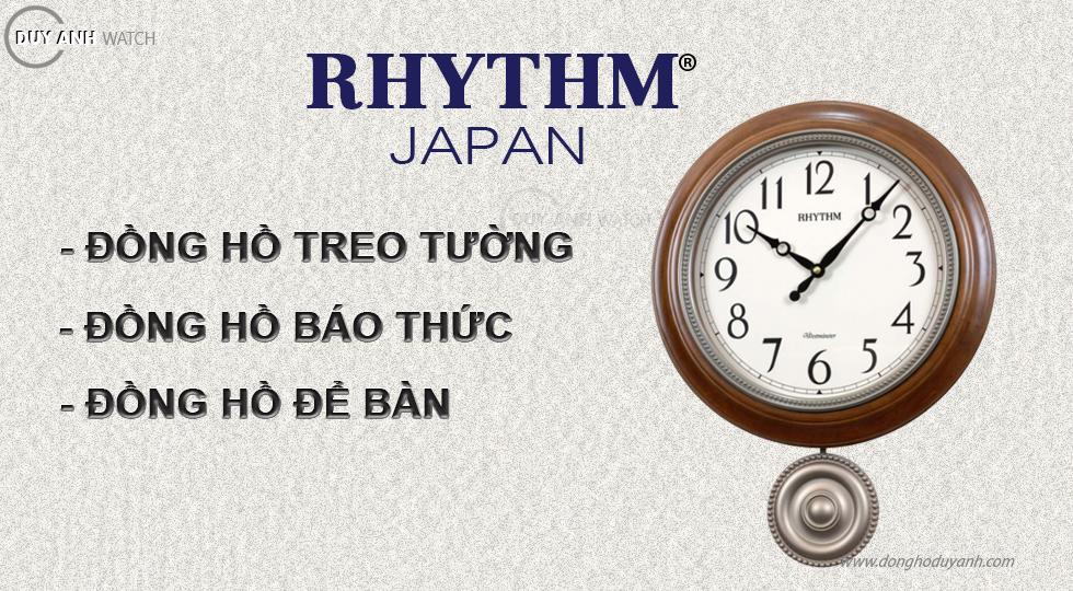Đồng hồ ĐỒNG HỒ TREO TƯỜNG RHYTHM