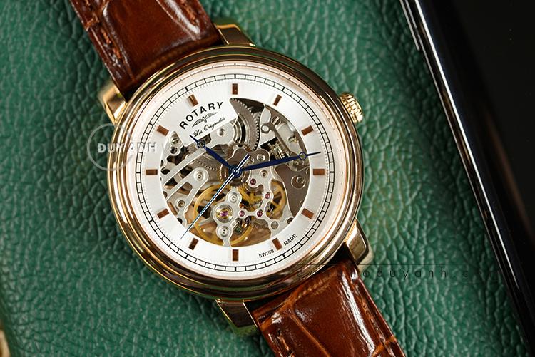 Đồng hồ Rotary Les Originales GS90505/06