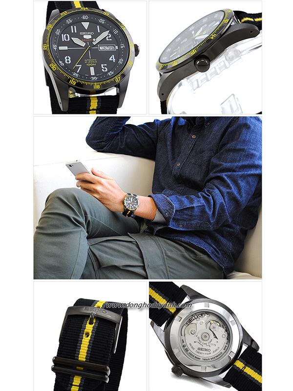 Đồng hồ SEIKO SRP523K1