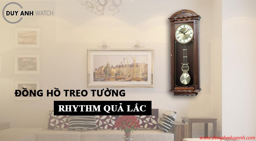 Đồng hồ ĐỒNG HỒ TREO TƯỜNG QUẢ LẮC