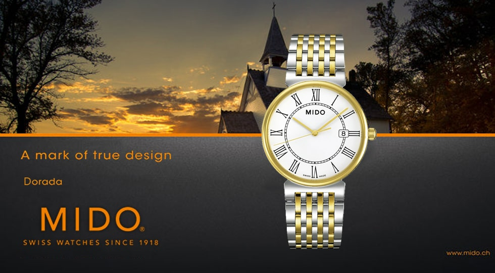 Đồng hồ DORADA
