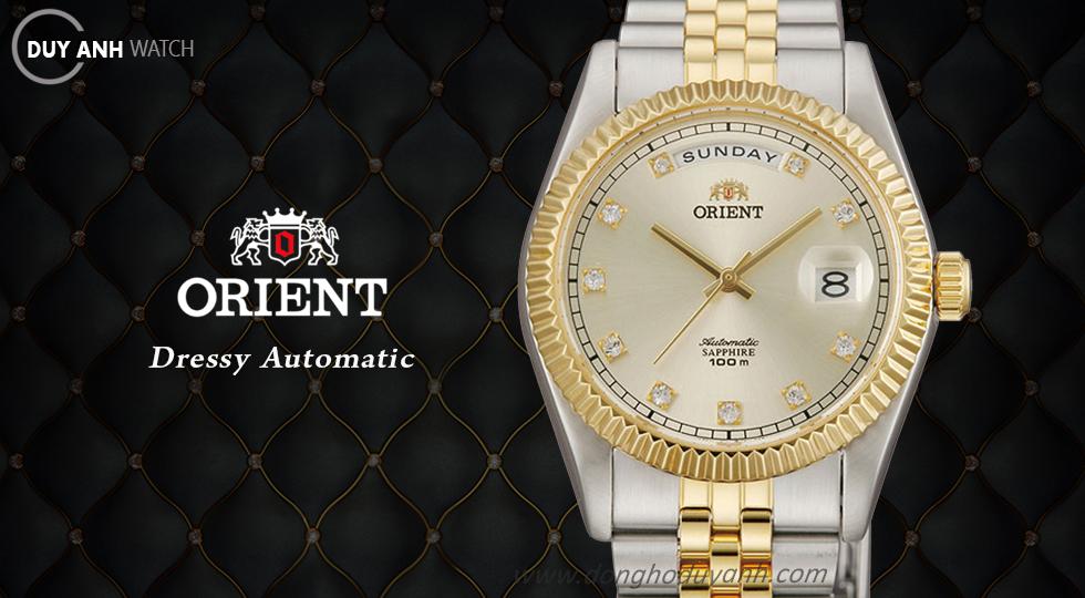 Đồng hồ DRESSY AUTOMATIC