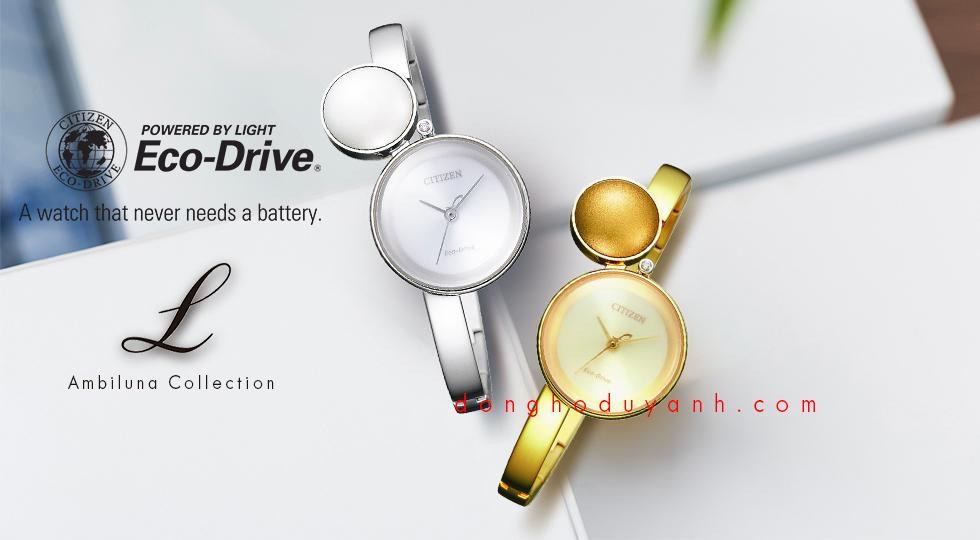 Đồng hồ ECO-DRIVE NỮ