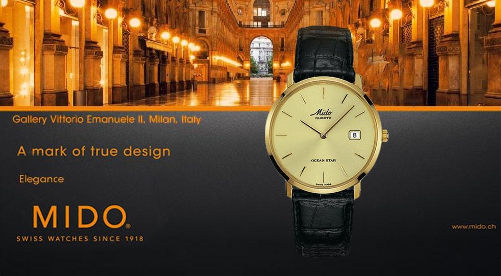 Đồng hồ ELEGANCE