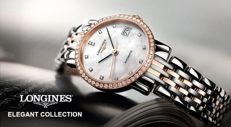 Đồng hồ Elegant