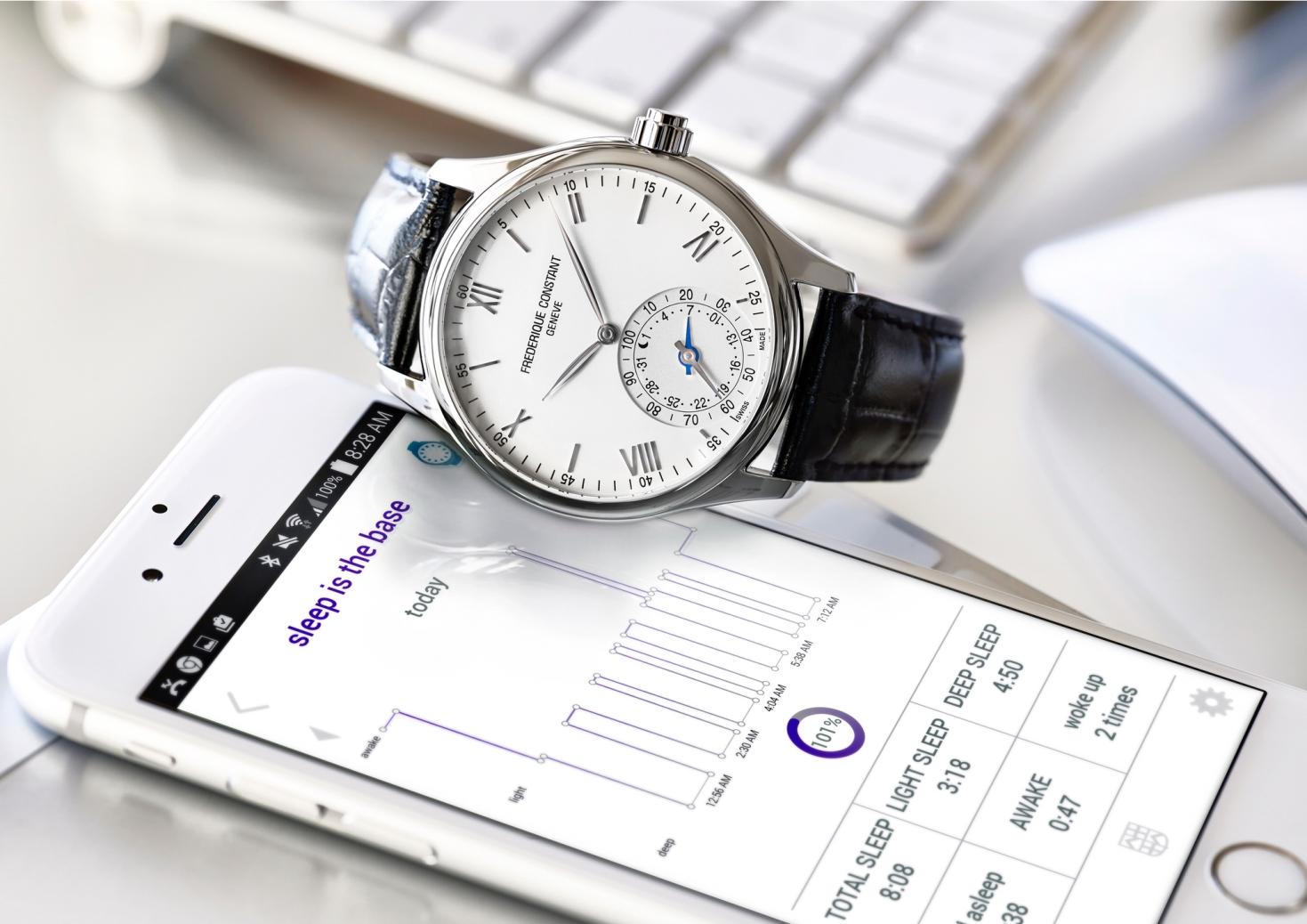 đồng hồ thông minh FREDERIQUE CONSTANT