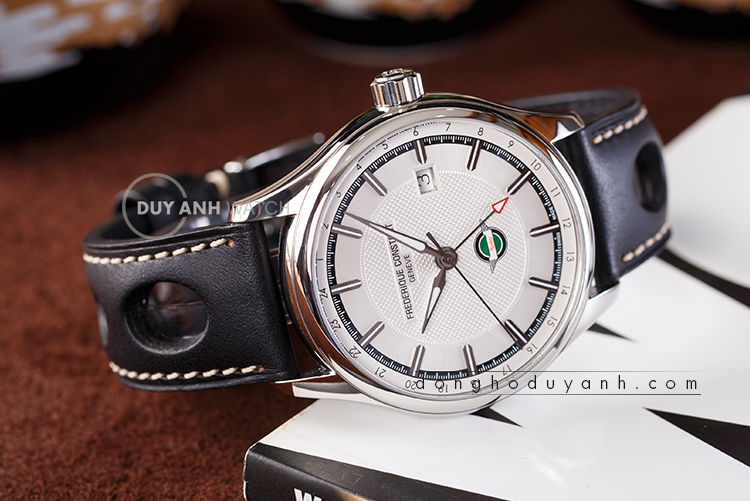 FREDERIQUE CONSTANT VINTAGE RALLY HEALEY GMT FC-350HS5B6- KHI THỂ THAO LÀ NGHỆ THUẬT SỐNG