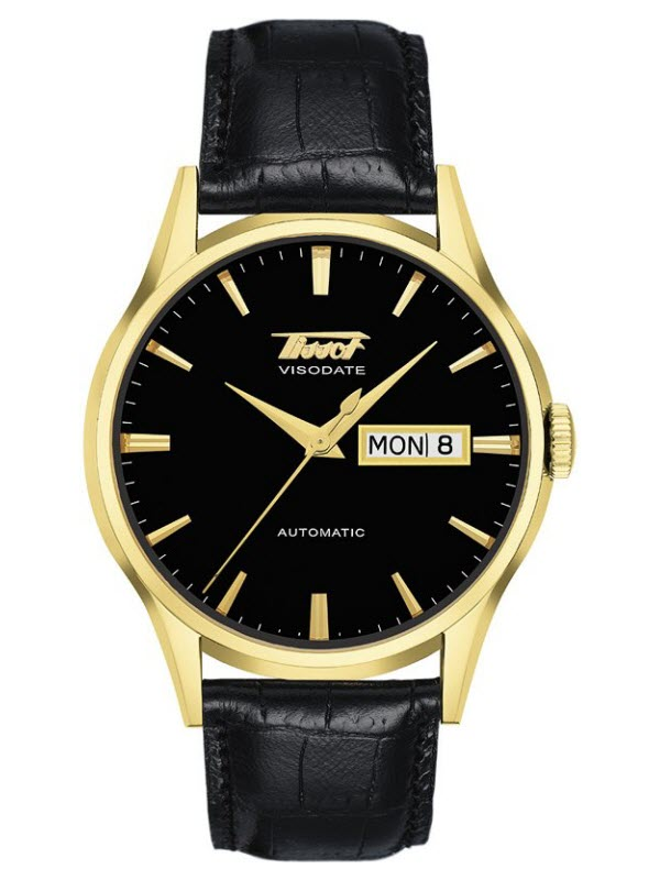 TISSOT HERITAGE VISODATE AUTOMATIC T019.430.36.051.01