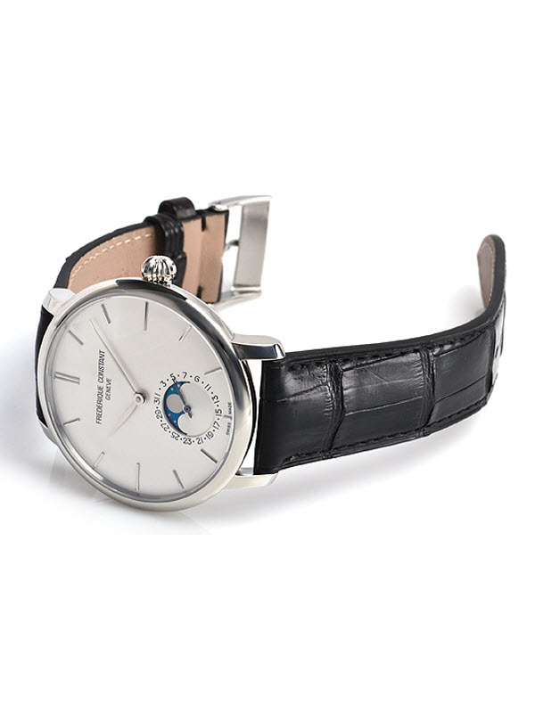 Đồng hồ Frederique Constant Slimline Moonphase FC-705S4S6
