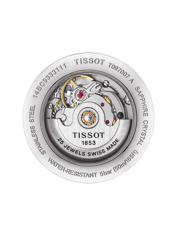 TISSOT BRIDGEPORT T097.007.11.113.00