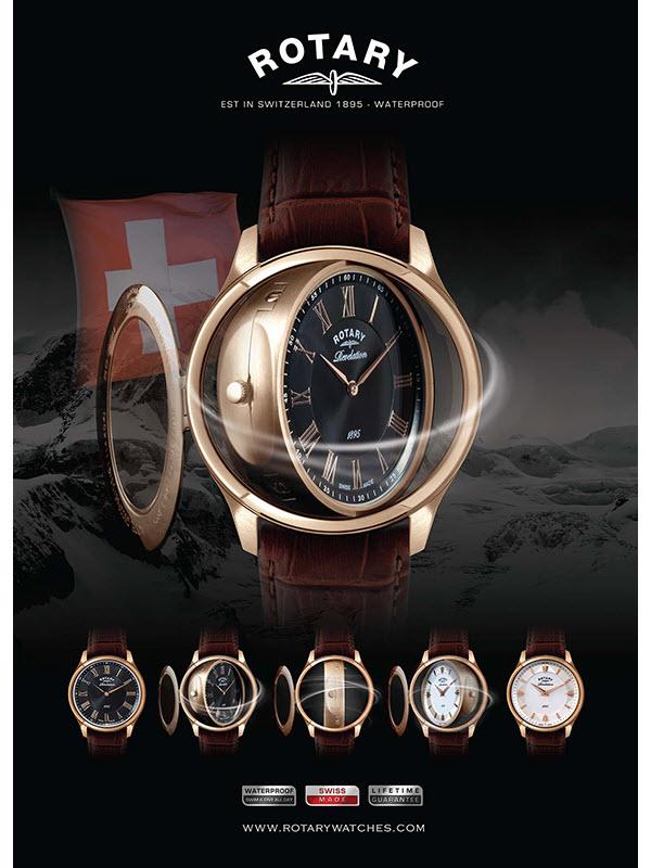 Đồng hồ Rotary Revelation GS02967/06/10