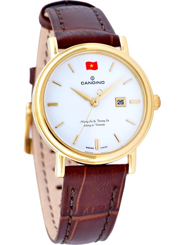 Đồng hồ CANDINO phiên bản Hoàng Sa, Trường Sa C4490/P