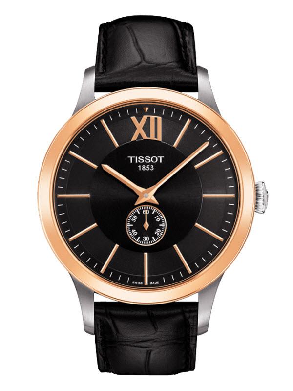 TISSOT T-GOLD CLASSIC T912.428.46.058.00