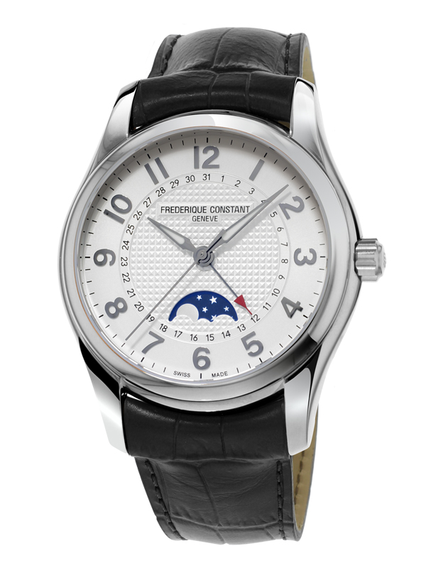 Đồng hồ Frederique Constant Runabout Moonphase FC-330RM6B6